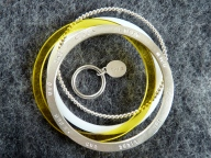 """Silver Wire Collection """"Tell Your Own Story..."""""""