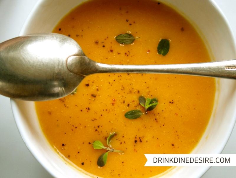 Carrot-Prune-Soup