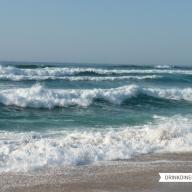 Atlantic coast North of Lisboa